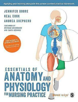 Essentials of Anatomy and Physiology for Nursing Practice - 9781473938465