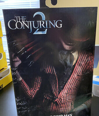 """THE CROOKED MAN Neca THE CONJURING UNIVERSE 2 2019 7"""" Inch FIGURE * IN STOCK *"""