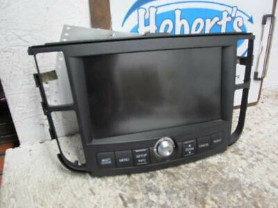 Information Navigation Display Screen Fits 04-06 TL 794237