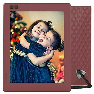 Nixplay Seed 8 Inch WiFi Digital Picture Frame Mulberry - Share (Mulberry)