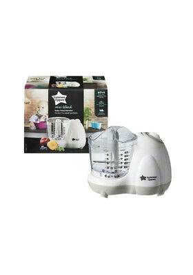 New And Boxed Tommee Tippee Mini Blend Baby Food Blender Fast Delivery