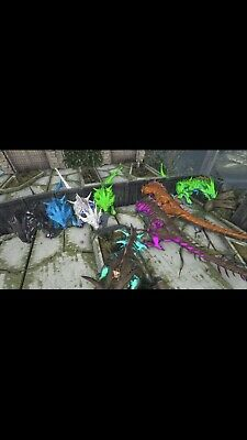 Reaper King Event Clone Ark Survival Evolved PS4 Pve