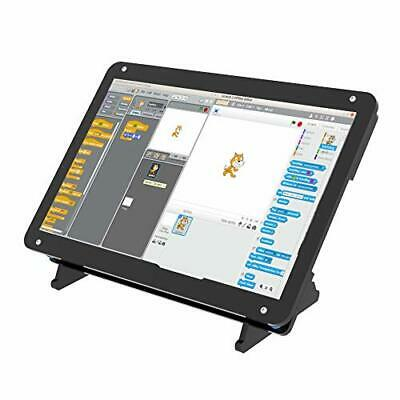 Portable Monitor with Acrylic Case 7 inch Screen - IPS Capacitive Display
