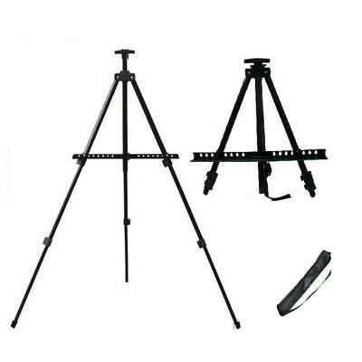 Portable Adjustable Sketch Easel Folding Stand Easel For Artist Supplies M9P1