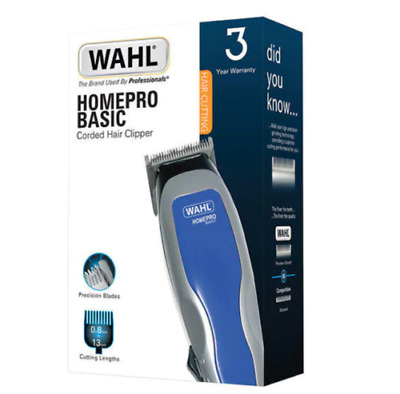🔥 Wahl Homepro 9155-217 Corded Hair Clipper Professional Haircutting