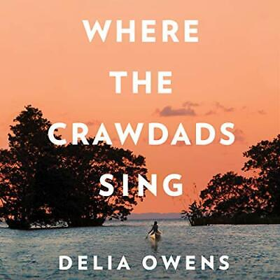 Where the Crawdads Sing by Delia Owens New Paperback Book
