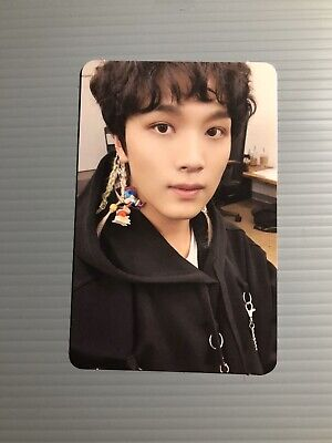 [HOLD] Haechan Official Photocard NCT 127 2nd Album NCT #127 Neo Zone