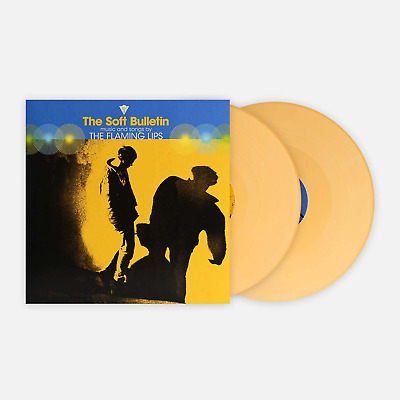 The Flaming Lips ‎– The Soft Bulletin VMP Exclusive Yellow Mustard 2x Vinyl LP