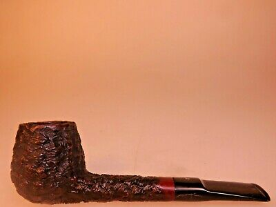 NBN NOS Apple USA Made Hand Finished Imported Briar Pipe New Rubber Stem fitted