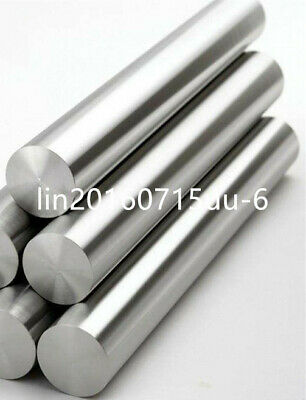 1x High Purity 99.9% Pure Tungsten W Metal Solid Rod Diameter 22mm Length 100mm