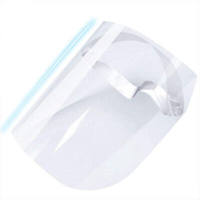 Multi-purpose Protective Full Face Shield  with Clear Flip Up Visor