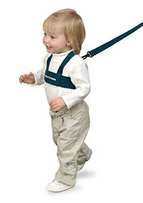 Safety Harness For Toddler Walking Kids Child Restraint Backpack Chest (1 Count)