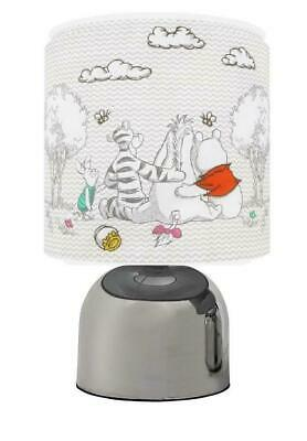 Winnie The Pooh Touch Table Lamp , Night Light , Dimmable Settings Free P&P