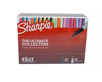 Sharpie The Ultimate Collection 45ct Markers