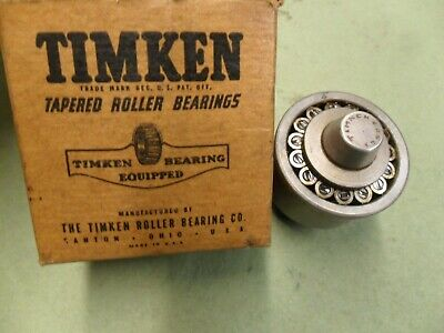 NEW Timken 17520-DB steering pinion bearing for White and IHC trucks 044987 brg