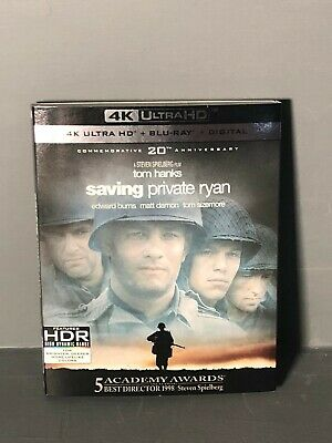 SAVING PRIVATE RYAN - 4K Slipcover ONLY