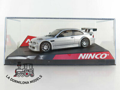 Ninco 50269 Bmw M3 Gtr Gris - Road Car - Nuevo - Slot Scalextric