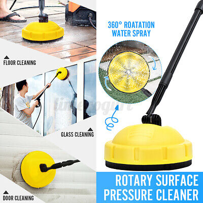 UK Pressure Washer Release Rotary Surface Patio Cleaner Attachment for KARCHER K