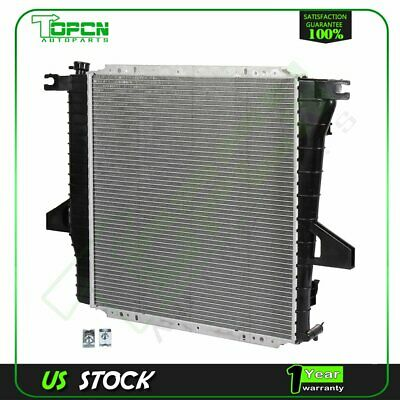 Fits CU2172 New Aluminum Radiator for 1998-2001 Ford Ranger Mazda B2500 2.5L l4