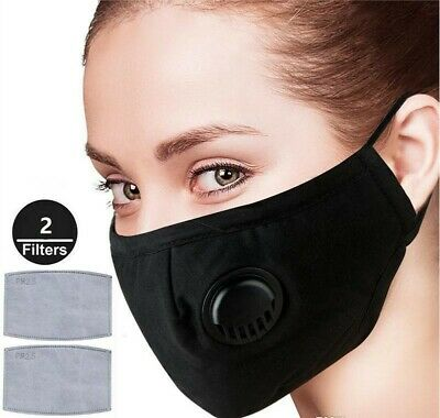 Reusable Face mask, Protection From Dust, Harmful Particles and viruses