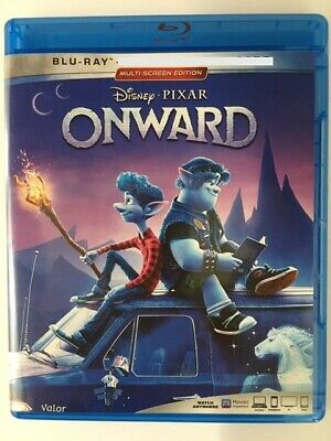 Onward - (Blu-ray Disc, 2020) - Please Read