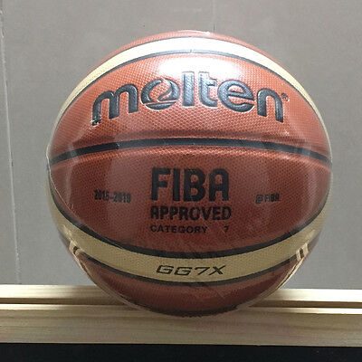 Molten GG7X No.7 Basketball Adult Sport Training Basketball Game Ball PU Bälle