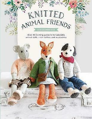 Knitted Animal Friends - 9781446307311