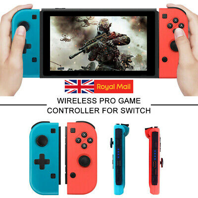 Wireless Pro Nintendo Switch Joy-Con Controller Gamepad Joypad Game Controller