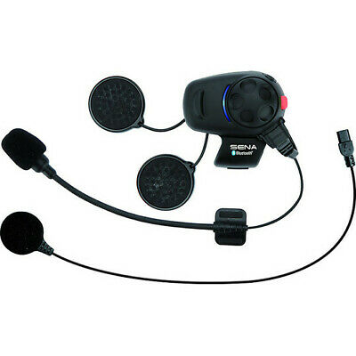 Interfono Bluetooth Moto Da Casco Sena SMH-5 Kit Singolo