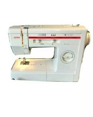 Jones VX 810 Sewing Machine Great Condition Working (Serviced) Pattern