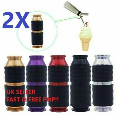 Whipped Cream Dispenser Cracker For Mosa Cream Chargers Noz Nos N20 Canisters