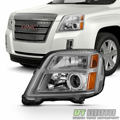 For 2010-2015 GMC Terrain SL/SLT/SLE Headlight Headlamp Replacement Driver Side