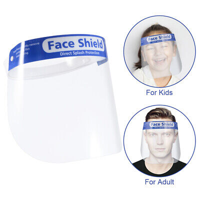 Kitchen Cooking Full Face Anti-fog Protective Face Shield Safety Screen MT688