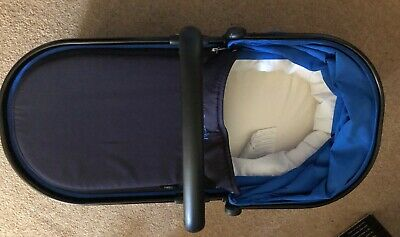 iCandy Peach 3 Main Carrycot in Cobalt