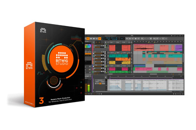 Bitwig Studio Version 3.0.2 ✅For windows✅Lifetime ✔ Instant delivery