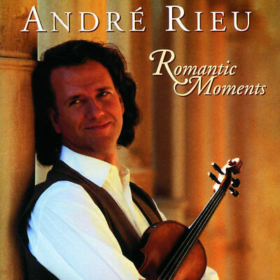 André Rieu - Romantic Moments CD Polydor NEW