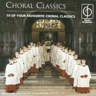Various - Favourite Choral Classics CD PLG Classics NEW