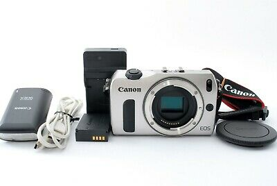 Canon EOS M 18.0MP Digital Camera Body with Flash From Japan[English Setting]