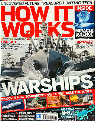 How It Works Magazine Issue 80