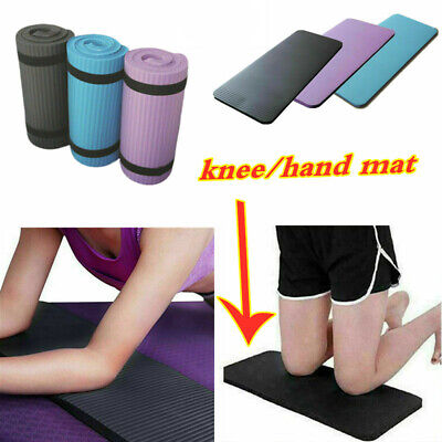 15mm Yoga Mat Elbow Knee Support Home Gym Fitness Sports Exercise Pads Cushion