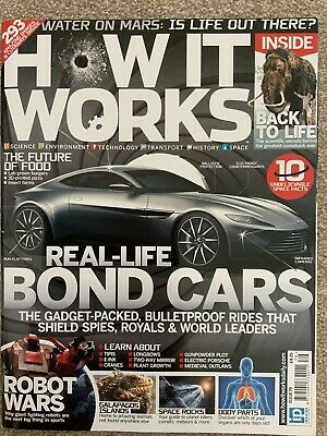 How It Works Magazine Issue 79