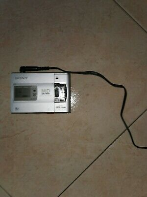 Sony Minidisc MD Walkman