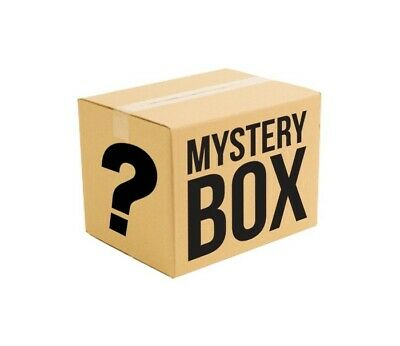 Mysteries loot - Clothes, Watches, Gift card Box - Brand New!