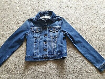 Girls New Look 915 Generation Denim Jacket Aged 10-11 Years