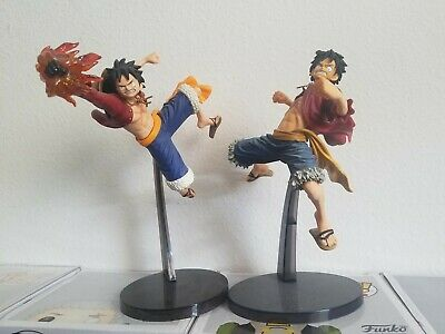 One Piece Anime Luffy Figures lot