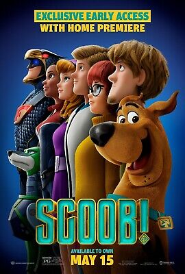 Scoob! ( Full HD + Download Link)  Digital Edition 2020