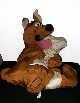 Vintage Rare Big Size Scooby-Doo Pillow