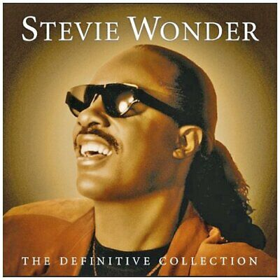 Wonder, Stevie - The Definitive Collection CD Motown NEW