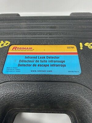 Robinair 22791 Infrared Refrigerant Leak Detector-New In Box