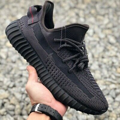 BASKETS ADIDAS YEEZY BOOST 350 Taille 42 Gris Static